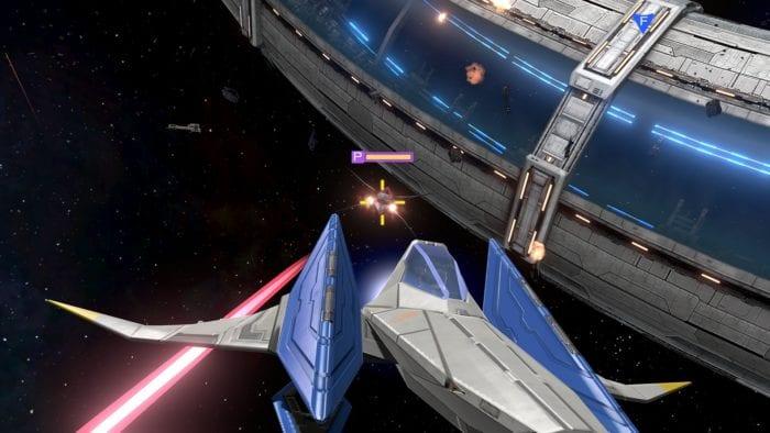 Star Fox Zero Pigma battle