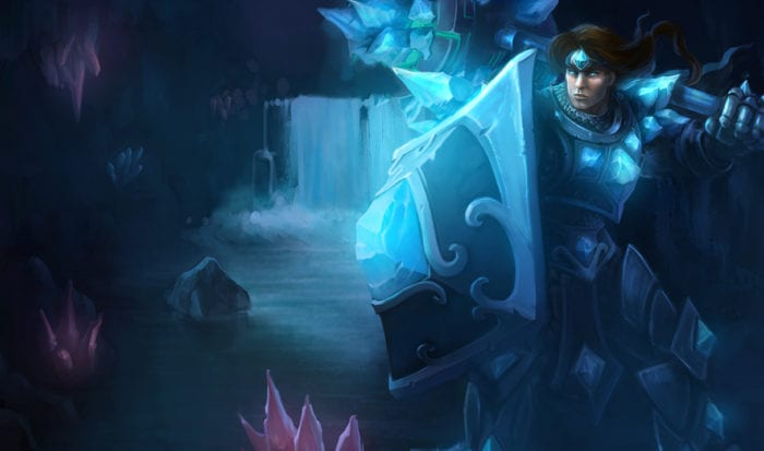 Taric League of Legends