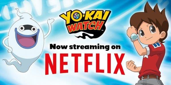 Yo Kai Watch Netflix