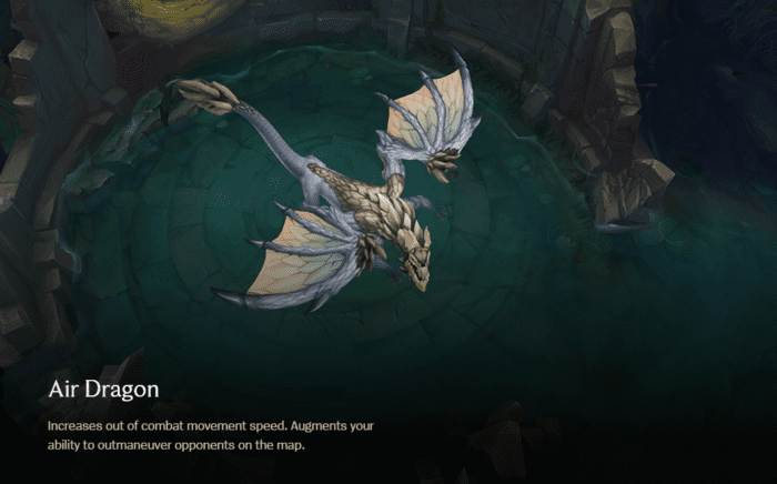 League of Legends Air Dragon