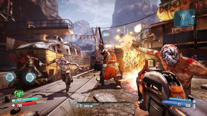 borderlands 2, xbox ultimate game sale, games, last gen, must play, cannot miss