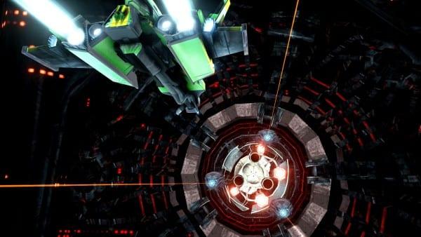 Collider 2 Sentry Battle
