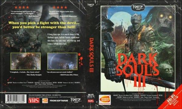 dark souls 3 vhs