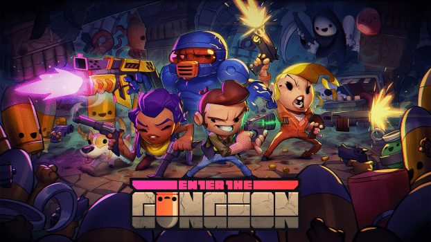 10. Enter the Gungeon