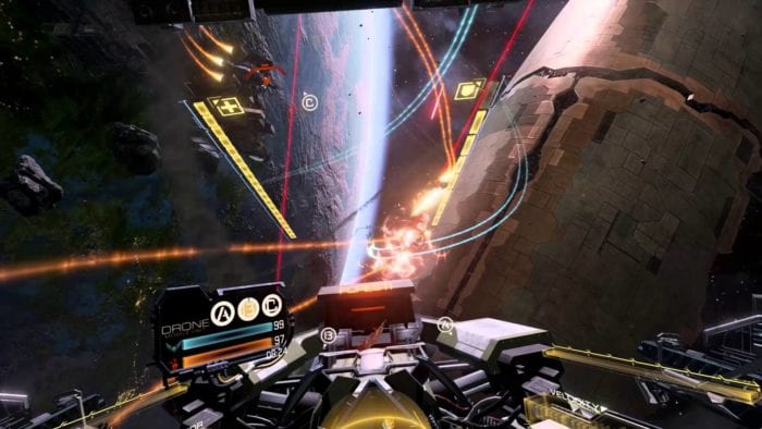 Eve: Valkyrie, cross-vr, platform, PSVR, Oculus Rift, HTC Vive