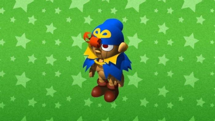 Geno Nintendo Character