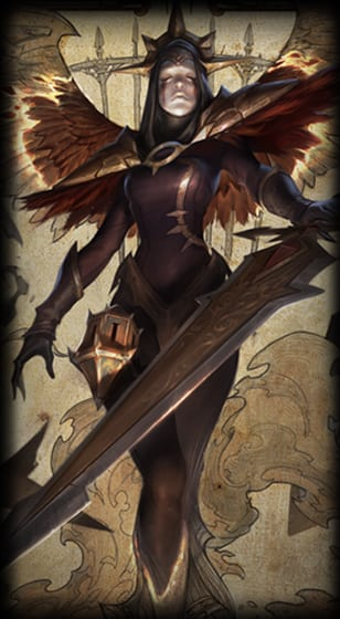 League of Legends Iron Inquisitor Kayle