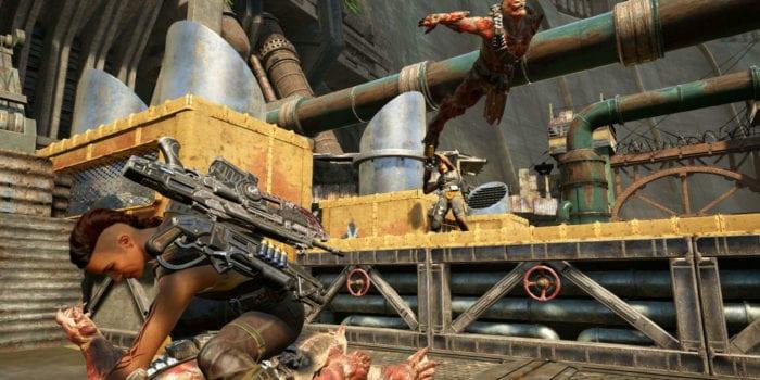 Gears of War 4 Kait