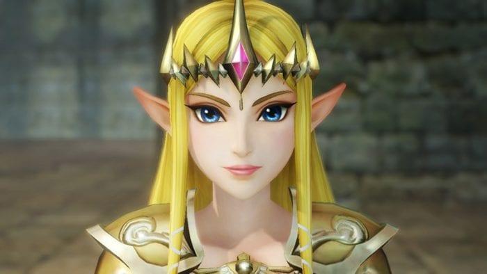Zelda Nintendo Character