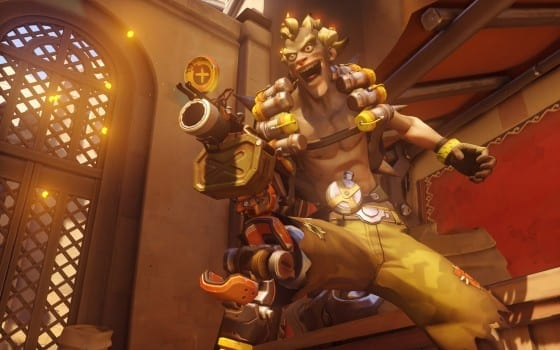overwatch, preview, junkrat