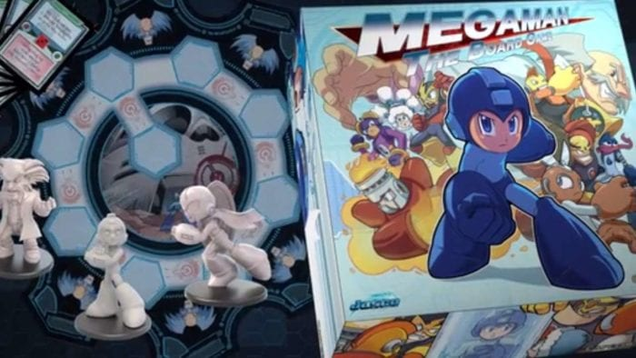 mega man board game
