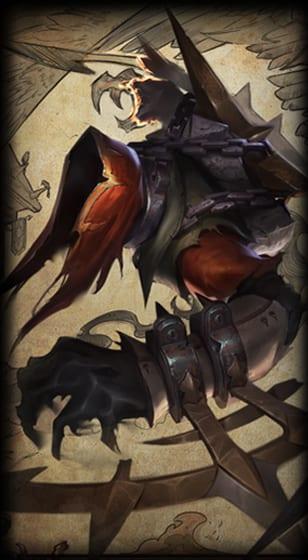 League of Legends Revenant Nocturne