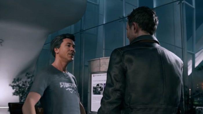 Quantum Break Jack and Paul