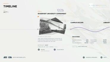 quantum break university