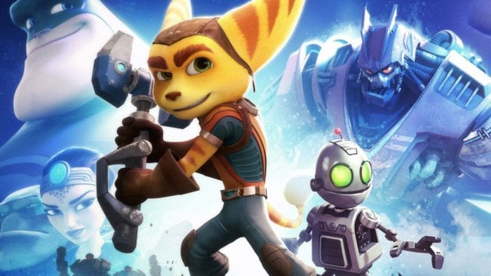 ratchet and clank, netflix