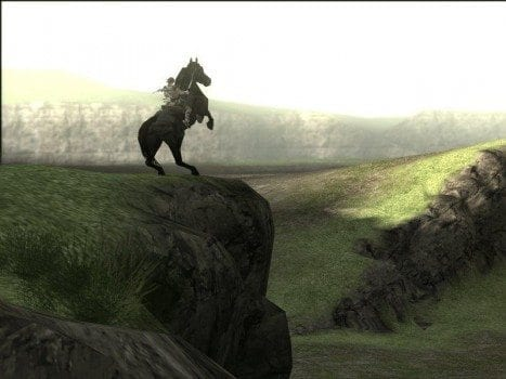 shadow of the colossus, saddest moments, gaming