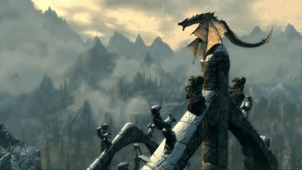 Winter, games, Skyrim, , game, last gen, must play, cannot miss