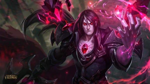league of legends bloodstone taric rework new art splash updated