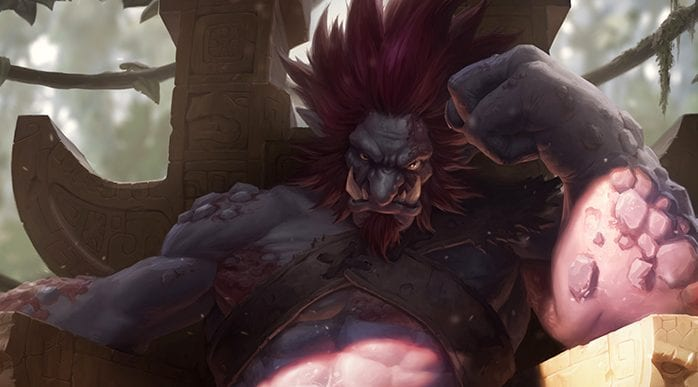 League Of Legends Trundles New Skin Splash Arts Are Ripped To Say