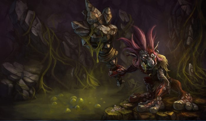 League of Legends Traditional Trundle