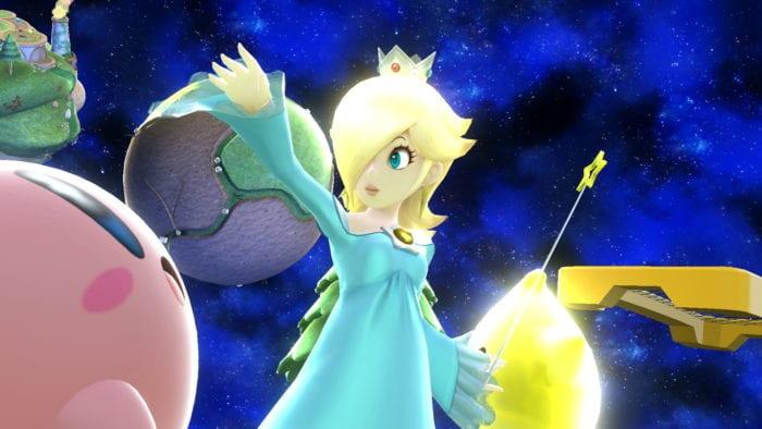 Rosalina Nintendo Character