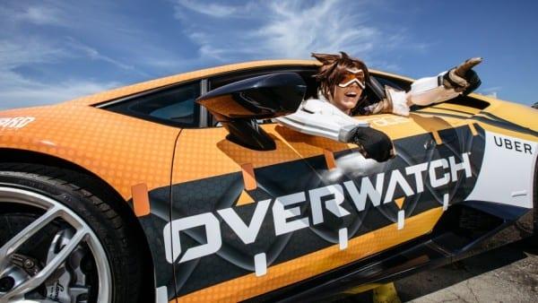 Uber Overwatch Blizzard