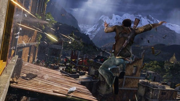 Uncharted, Nolan North