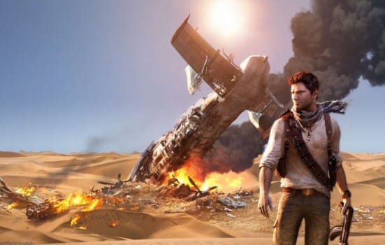 5 - Uncharted 3: Drake's Deception