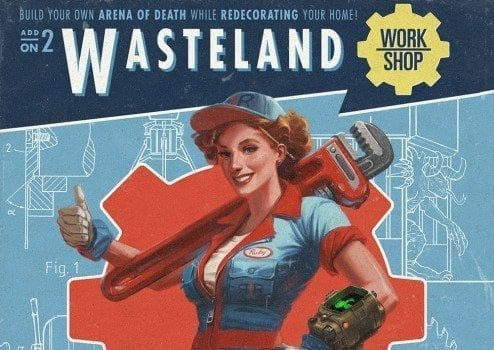 Wasteland Workshop, Fallout 4, DLC, what's new