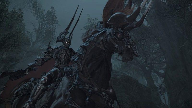 Final Fantasy Summon Odin