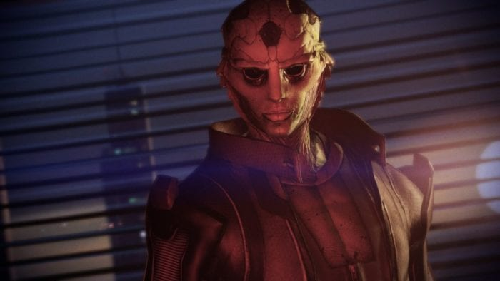Thane, Mass Effect, party, squad, members, best