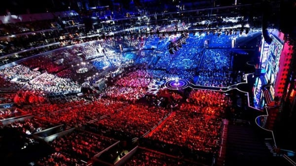 League of Legends 2015 World Championships