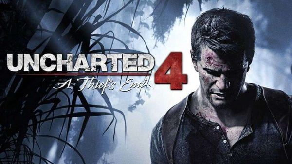 Uncharted 4, game of the year