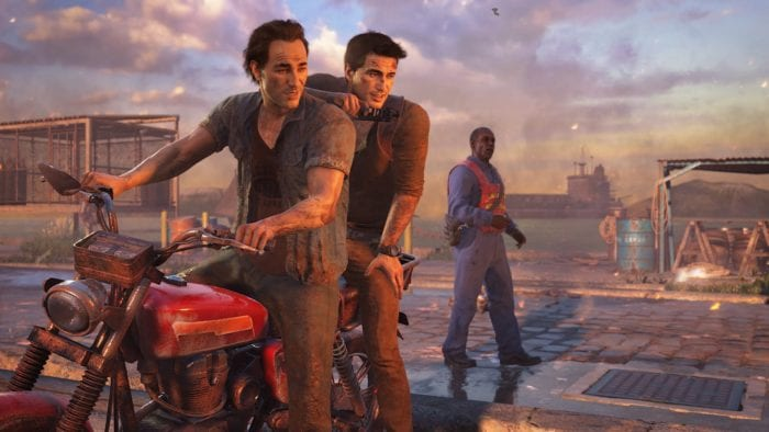 uncharted 4, top, rated, playstation 4, game of the year
