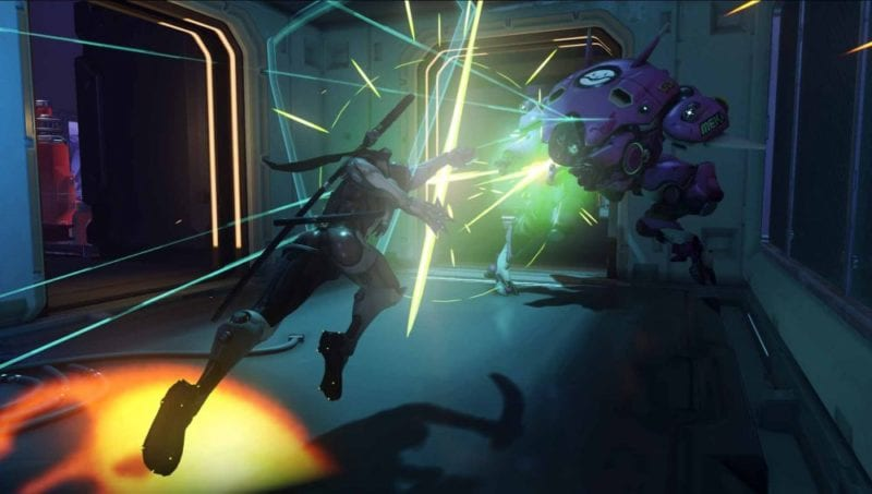 Como Dibujar Los Brawlers De Brawl Star En Hoja Cuadriculada: Overwatch's New Weekly Brawl Is A Genji Vs Hanzo Grudge Match