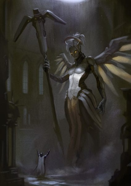 Angel of Mercy Overwatch