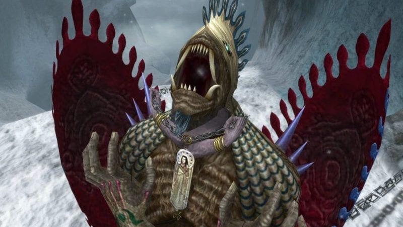 Final Fantasy Summon Anima