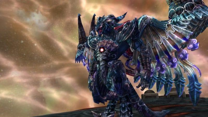 Final Fantasy Summon Bahamut