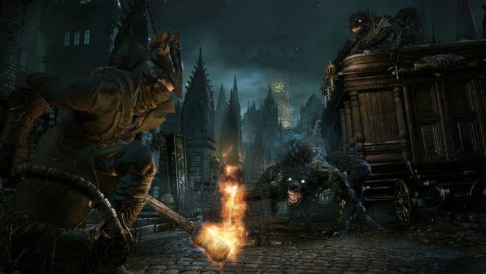 Bloodborne Werewolf