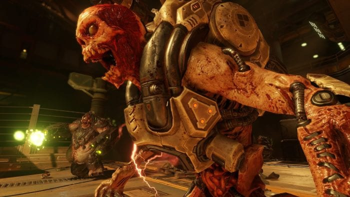 Doom Revenant 2016 HD 3D version.