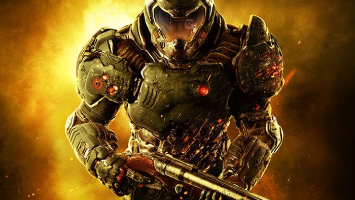 DOOM, guide, how to, get, yellow access key, card