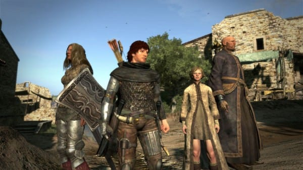 Dragon's Dogma, pawns, sidekicks, worst
