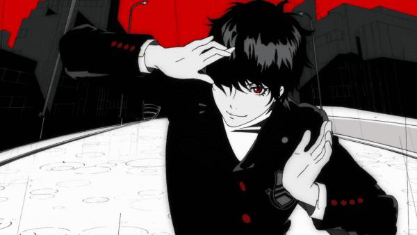 Persona 5, release date, cover, boxart