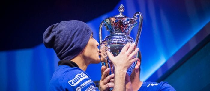 ESL Pro League Luminosity's Taco Champion