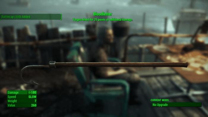 Fallout 4 Far Harbor Bloodletter