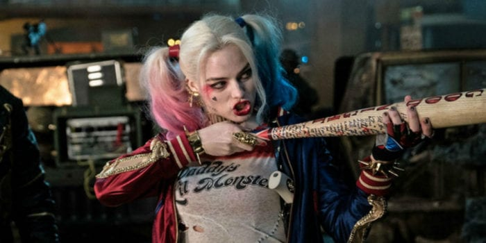 Harley Quinn, Margot Robbie, Suicide Squad, Movie