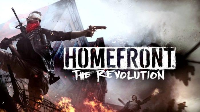 Homefront: The revolution beta