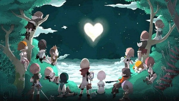 Kingdom Hearts, Unchained X, mobile, game, ios, android, downloads