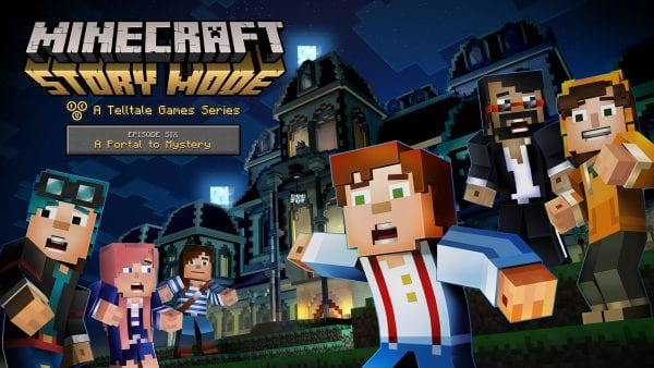 Minecraft: Story Mode, Mojang, Telltale Games