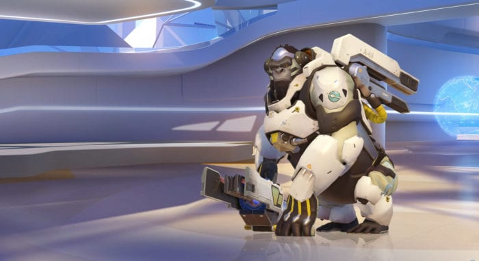 Winston, Overwatch, all heroes